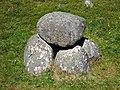 Torsa stenar (Raä-nr Almesåkra 45-1) uppallad sten 0748.jpg
