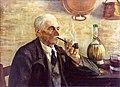 Tosches Rosa - Vecchio che fuma la pipa.jpg