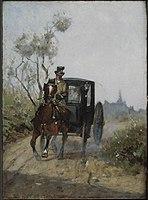 Toulouse-Lautrec - Carriage, c. 1881.jpg