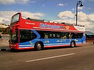 Tour Bus, Habana