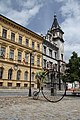 Town hall in Prachatice in 2011 (2).JPG