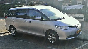 Kuozui Motors - Image: Toyota Previa import