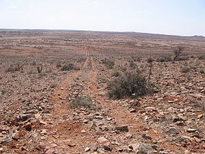 Mad Max 2 - Filming took place in the desert surrounding the remote mining town of Broken Hill, New South Wales.