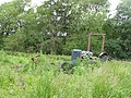 Tractor put out to grass - geograph.org.uk - 1131759.jpg