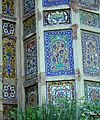 Traditional Mughal Art, Chauburji, Lahore.jpg
