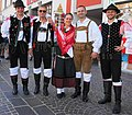 Traditional costumes of Kranj in Slovenia, European Union.jpg