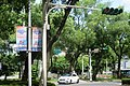 Traffic lights at red state on Dunhua N. Rd. 20190813.jpg