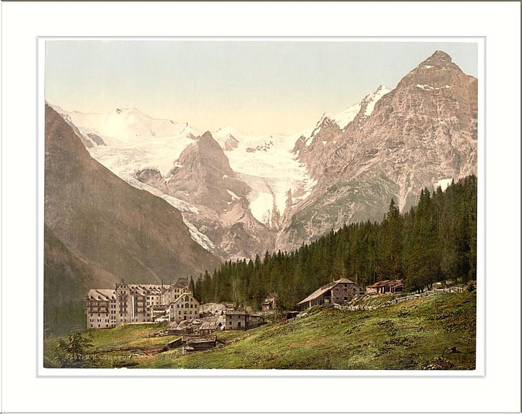 Fájl: Trafoi Hotel Tyrol Austro-Hungary.jpg
