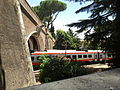 Train at Vatican City Railway Gate.jpg