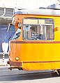 Tram in Sofia near Central mineral bath 2012 PD 013.jpg
