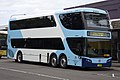 Transport NSW liveried (mo 6088), operated by Hillsbus, Bustech CDi at Castle Hill Interchange.jpg