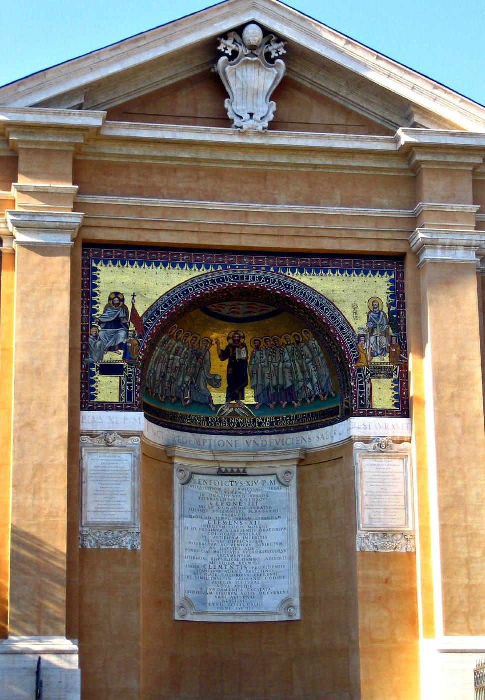 Triclinium of Leo III