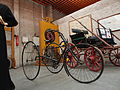 Tricycle of the Association Lorraine des Amateurs dAutomobiles, pic1.JPG