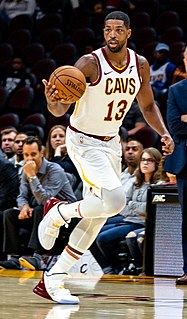 Tristan Thompson Canadian professional basketball player