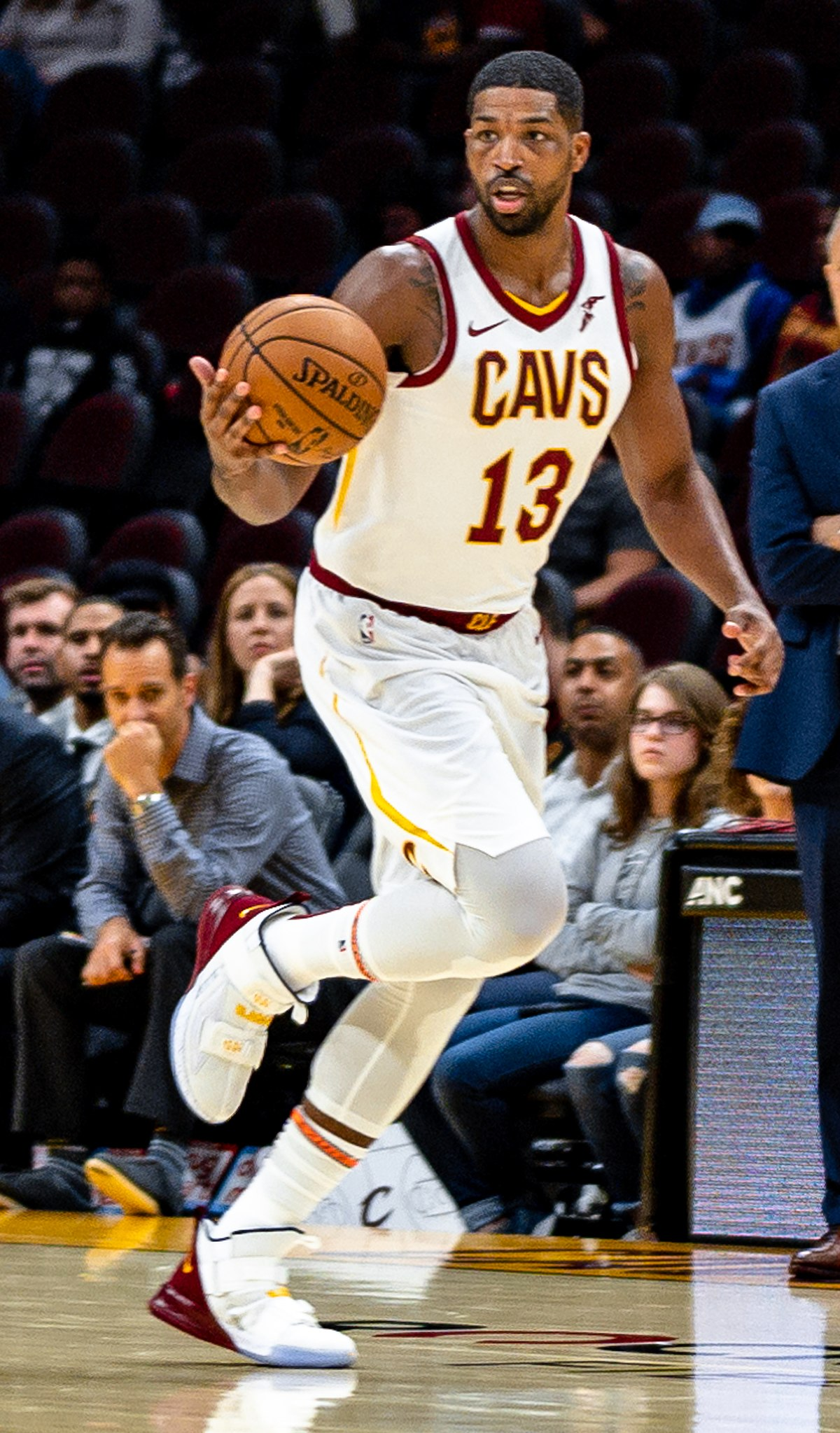 Tristan Thompson - Wikipedia