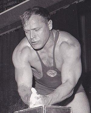 Trofim Lomakin - Trofim Lomakin at the 1960 Olympics