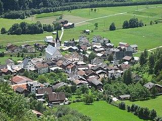Trun, Switzerland Place in Graubünden, Switzerland