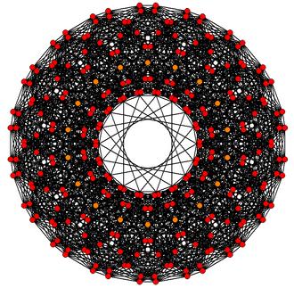 Uniform 9-polytope - Image: Truncated 9 orthoplex