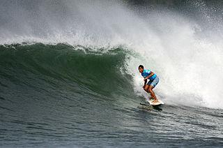 Tunc Ucyildiz Turkish surfer