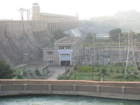 Image illustrative de l'article Barrage de Tungabhadra