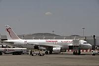 TS-IMM - A320 - Tunisair
