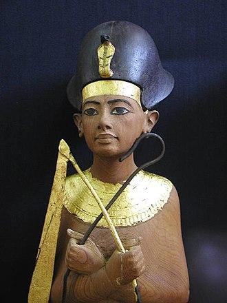 Khepresh - Image: Tutanhkamun Shabti