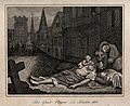 Two women lying dead in a London stree Wellcome V0010608.jpg