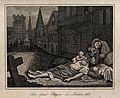 Two women lying dead in a London stree Wellcome V0010608.jpg