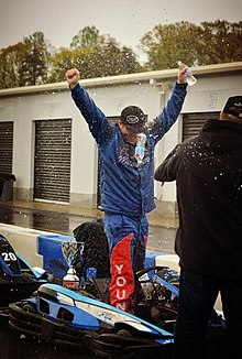 Tyler Young Racing Driver Wikipedia