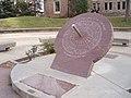 UCB Boulder Norlin Library sundial.jpg