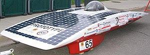 Solar Team - Image: UC Solar X1 Wikipedia