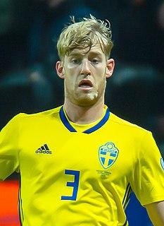 Swedish footballer