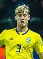 UEFA EURO qualifiers Sweden vs Romaina 20190323 Filip Helander 14 (cropped).jpg