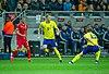 UEFA EURO qualifiers Sweden vs Romaina 20190323 Ludwig Augustinsson.jpg