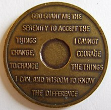 Serenity Prayer Wikipedia