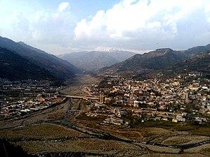 Azad Kashmir - BAGH CITY,AZAD KASHMIR