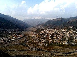 Bagh, Azad Kashmir City in Azad Kashmir, Pakistan