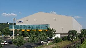 UPMC Sports Performance Complex - Indoor Practice Facility of the UPMC Sports Performance Complex