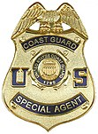 CGIS Special Agent Shield
