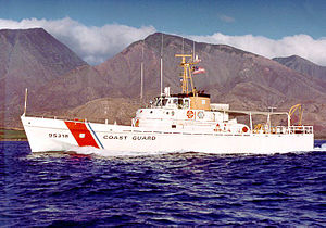 Sister ship USCGC Cape Newagen.