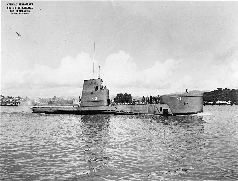 USS Bonita (SSK-3)