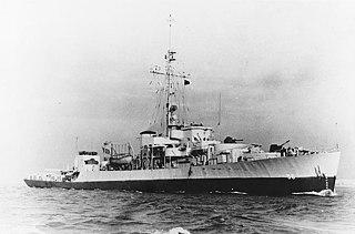 USS <i>Covington</i> (PF-56) Tacoma-class patrol frigate