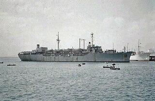 USS <i>General C. H. Muir</i> (AP-142)