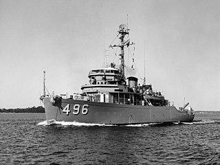 USS <i>Venture</i> (MSO-496)
