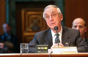 Gordon R. England - England gives testimony to members of the Senate Appropriations Committee concerning the Fiscal Year 2005 National Defense Authorization Budget Request for the Department of the Navy.