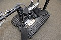 US Navy 090528-N-7676W-052 A Talon EOD robot with new batteries is displayed at the Office of Naval Research technical solutions department to showcase the recently completed battery replacement project.jpg