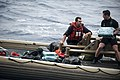 US Navy 110820-N-PB383-247 Sailors respond to a vessel in distress and recover suspected drugs.jpg
