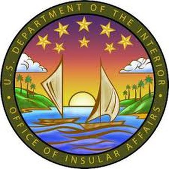 Office of Insular Affairs - Image: US Office of Insular Affairs Logo