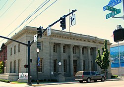 US Post Office (old) - The Dalles Oregon.jpg