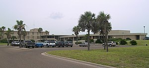 Mission-Aransas National Estuarine Research Reserve - University of Texas Marine Science Institute in Port Aransas, Texas